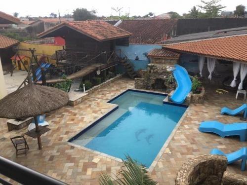Imagem 1 de 14 de Linda Casa Lado Praia Com Edícula - Itanhaém 5969 | Npc