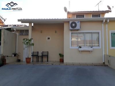 Casa Com 2 Quartos (1 Suíte) No Condomínio Moradas De Itaici - Ca00967 - 3517535