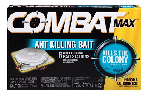 Combat Hormigas 6 Estaciones