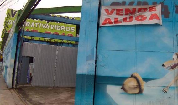 Galpão Para Alugar, 1200 M² Por R$ 20.000/mês - Vila Bocaina - Mauá/sp - Ga0020
