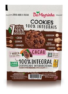 Cookies Cacao - Da Magrinha