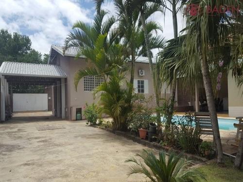 Chacara Residencial Em Valinhos - Sp, Vale Verde - Ch00076