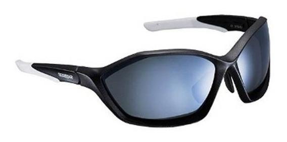 Lentes P/ Ciclistas Shimano Ce-s71x- Polarizado Negro Oferta