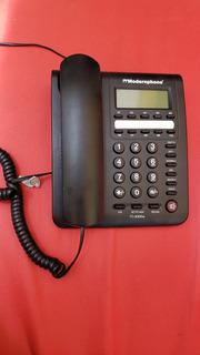 Teléfono Modernphone Para Línea Fija Con Memorias