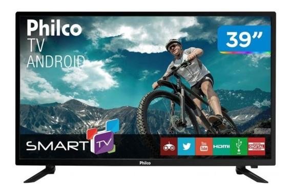 Smart Tv Led 39 Philco Ptv39n86sa Android Wi-fi