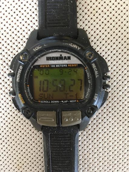 Relogio Timex Flix Ironman Antigo