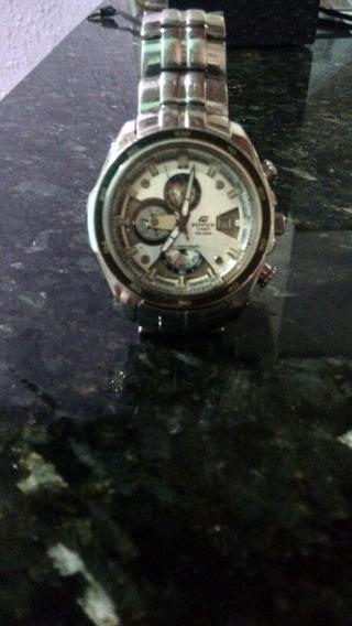 Relógio Casio Edificie Usado Original