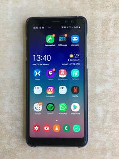 Samsung Galaxy A8 (2018) - Muy Buen Estado - Liberado