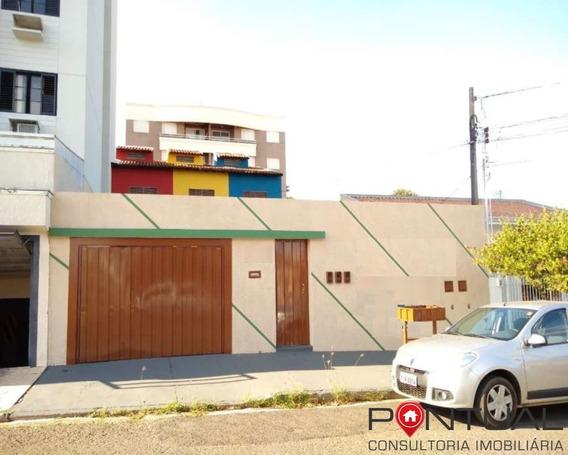 Casa Para Locação No Bairro Fragata Em Marília/sp - Ca00925 - 34369220