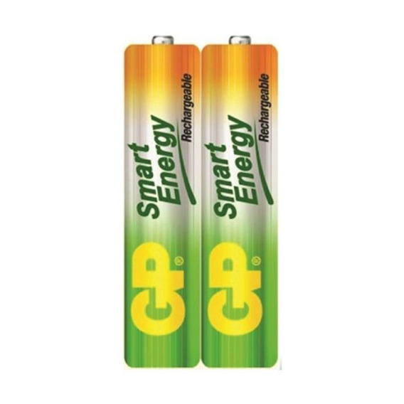 Baterias Recargables Aaa Gp Smart 400mah Pack 2