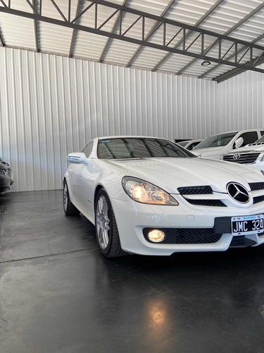 Mercedes-benz Clase Slk 2.0 Slk200 Kompressor Sport Mt 2011
