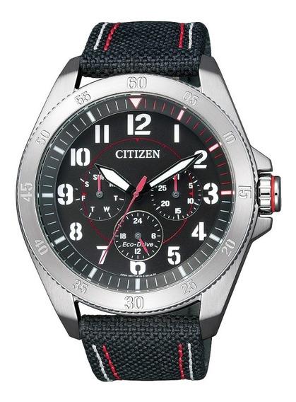 Relogio Citizen Bu2030 17e Eco-drive Chronografo Tz30875t
