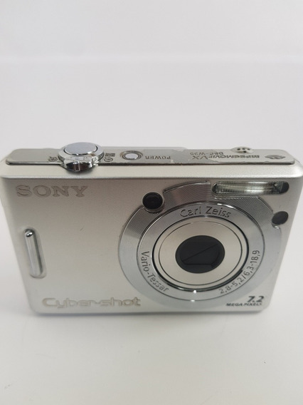 Camera Sony W35