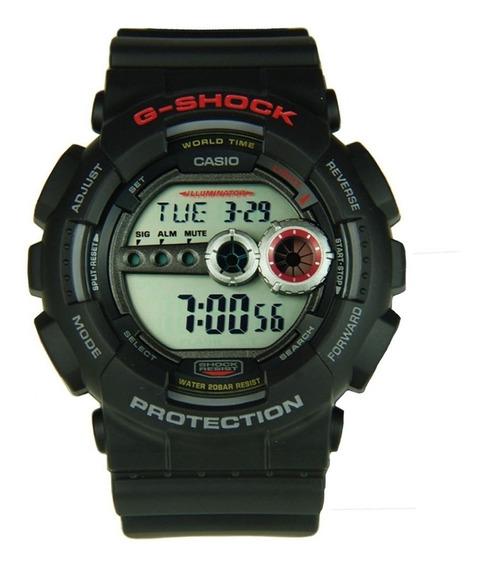 Relógio G-shock Digital Gd-100-1adr
