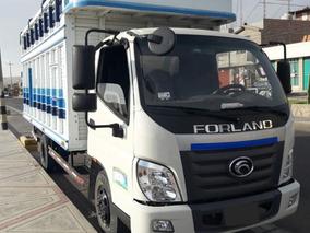 Camión Forland Año 2016 Con Poco Recorrido $$$$$$$$$$