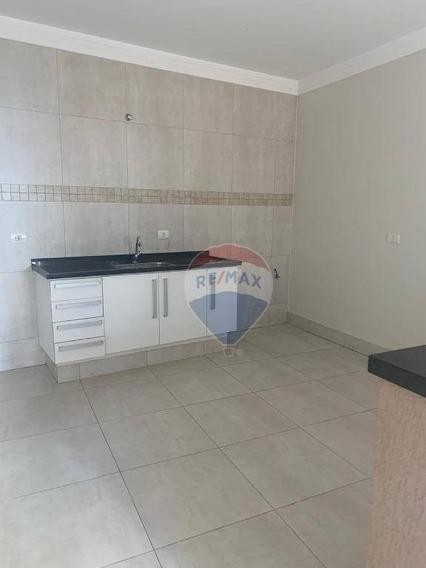 Casa Com 2 Dormitórios Para Alugar, Jardim Maria Helena - Nova Odessa/sp - Ca0371