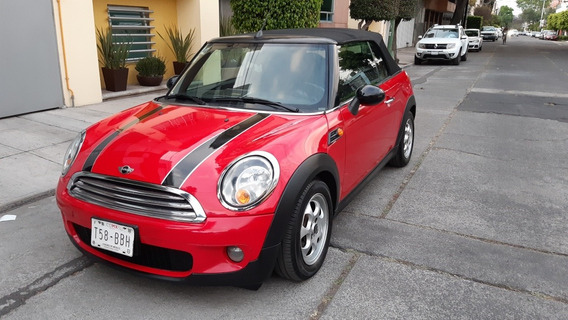 Mini Cooper 1.6 Convertible Papper . At 2013