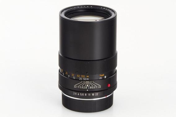 Leica-r Elmarit 135mm F2.8 Manual Metal