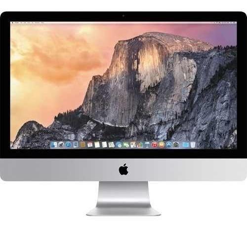 Apple iMac 5k Mk482   27   I5 3.3ghz   8gb   2tb Fusion + Nf