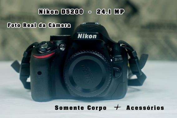 Nikon D5200 -20k Clicks