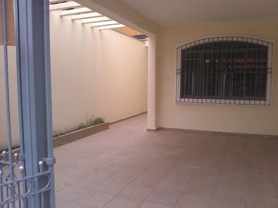 Sobrado 3 Dorms Para Alugar, Vila Gomes - Fl64