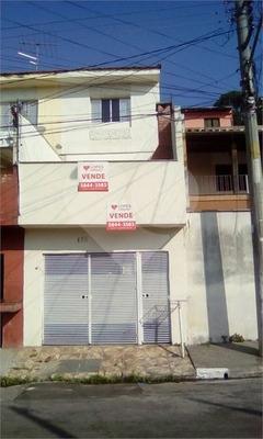 Sobrado Residencial À Venda, Jardim Pazini, Taboão Da Serra. - 273-im326466