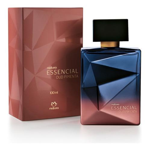 Deo Parfum Essencial Oud Pimenta 100 Ml Perfume Masculino