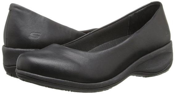 Zapatos Skechers Work 100% Original Tacones Slip Memory Nike