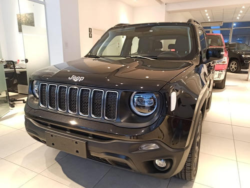 Jeep Renegade 1.8 Longitude At6 2021 Financiación
