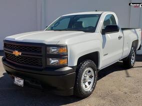 Chevrolet Silverado 2500 4x2 Blanco 2014