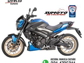 Pulsar Dominar400 2019!nueva,0km,crédito Inmediato Medellín!