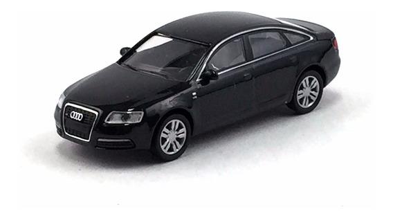 Kyosho Audi S6 Preto Audi Release 23 1/64 Loose
