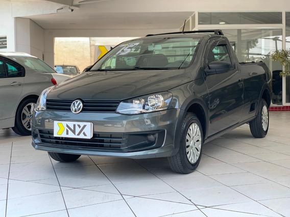 Volkswagen Saveiro 1.6 Trendline Cabine Estendida Flex