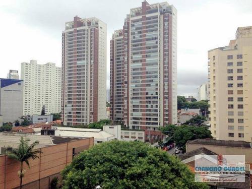 Apartamento Com 3 Dormitórios À Venda, 92 M² Por R$ 700.000,00 - Vila Mariana - São Paulo/sp - Ap2750