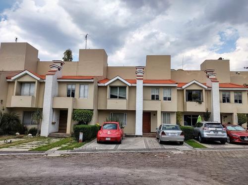 Imagen 1 de 12 de Casa En  Condominio En Venta Y Renta En San Jeronimo Lidice