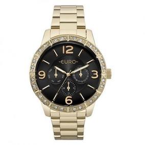 Relógio Euro Feminino Eu6p29agx/4x