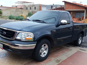 Camioneta Ford Aut Color Azul