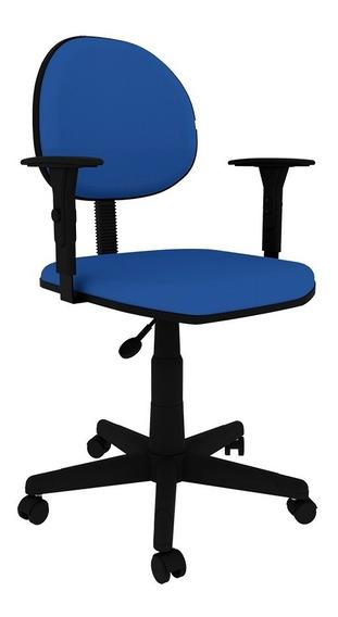 Cadeira Executiva Giratória C/ Braço Regulável
