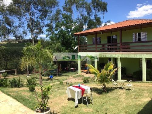 Imagem 1 de 12 de Chácara Para Venda - 2442