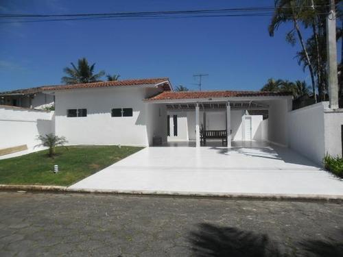 Casa À Venda, No Jardim Acapulco - Guarujá/sp - Ca3299