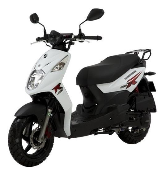 Motocicleta Akt Dinamic R 125 Blanco 2020 Medellin Bogota