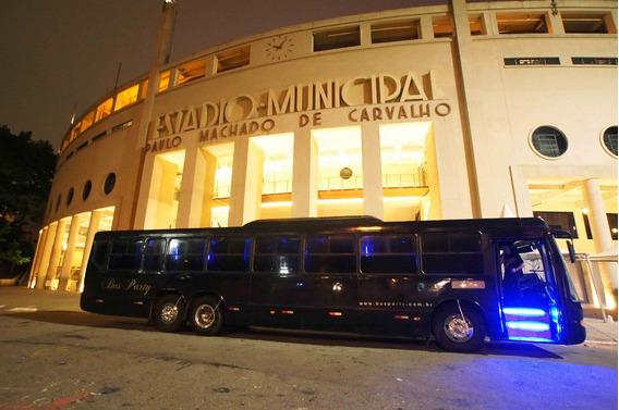 Onibus Balada / Onibus Festa / Bus Party / Limousine