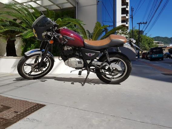 Suzuki Intruder Café Racer