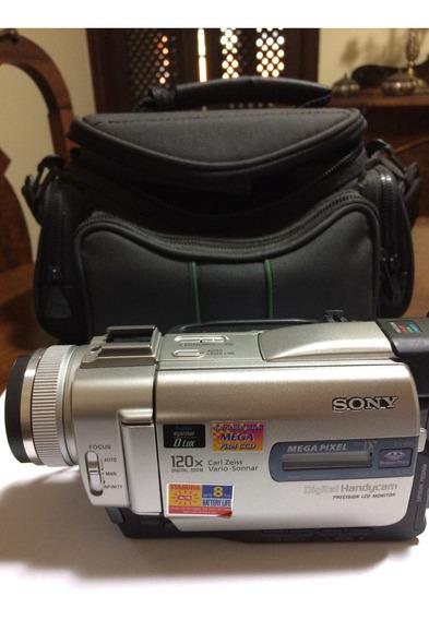 Digital Video Camera/rec Sony Dcr Trv 20 120 X Zoom