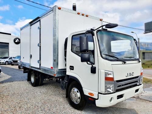 Camion Jac Hfc 1048 Kt Abs (a/a) 0km 4.5t. Furgón