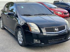 Nissan Sentra Rs 2011 4cc Semi Nuevo Negro Buenas Condicione
