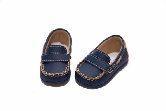 Sapato Infantil Pimpolho Azul