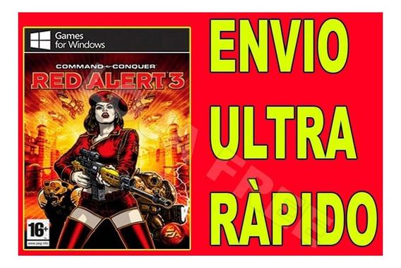 Command & Conquer: Red Alert 3 - Jogo Para Computador