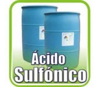 Ácido Sulfonico Colombiano Al 96%