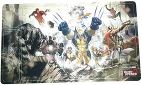 Playmat Oficial Battle Scenes Marvel Novo Lacrado